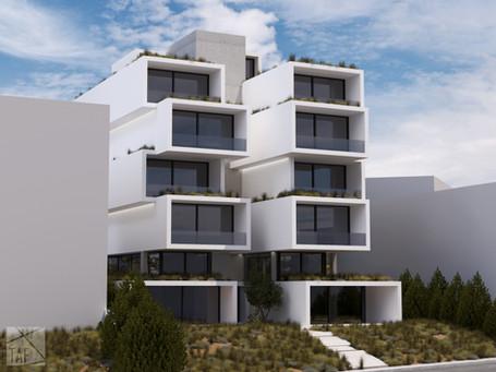 Building in Ano Kalamaki