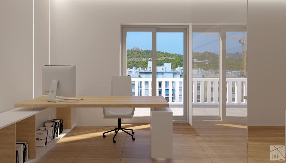 Blue Cross Office Building _ executive o