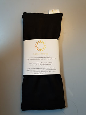 Relaxing Natural Lavender scented Eye Pillow