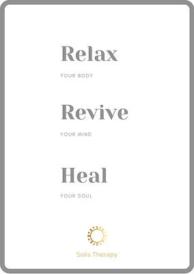 Wellbeing Flashcard