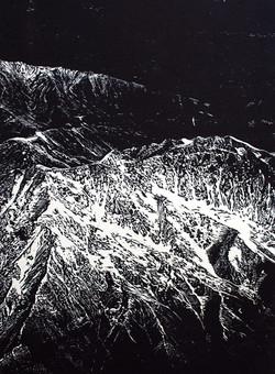 De la serie Los Andes III