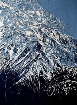 De la Serie Los Andes IV. Nevado