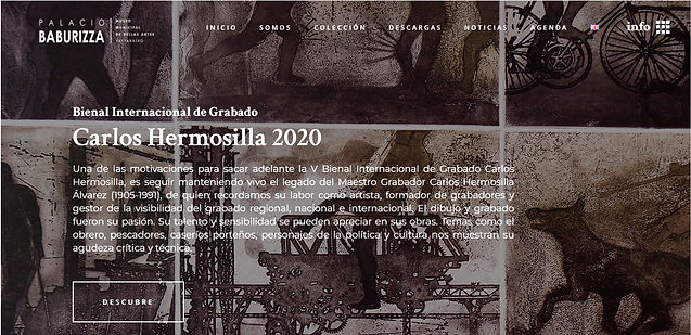 portada expo digital bienal museo baburi