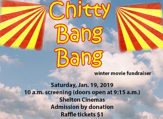 Winter Movie Fundraiser: Chitty Chitty Bang Bang
