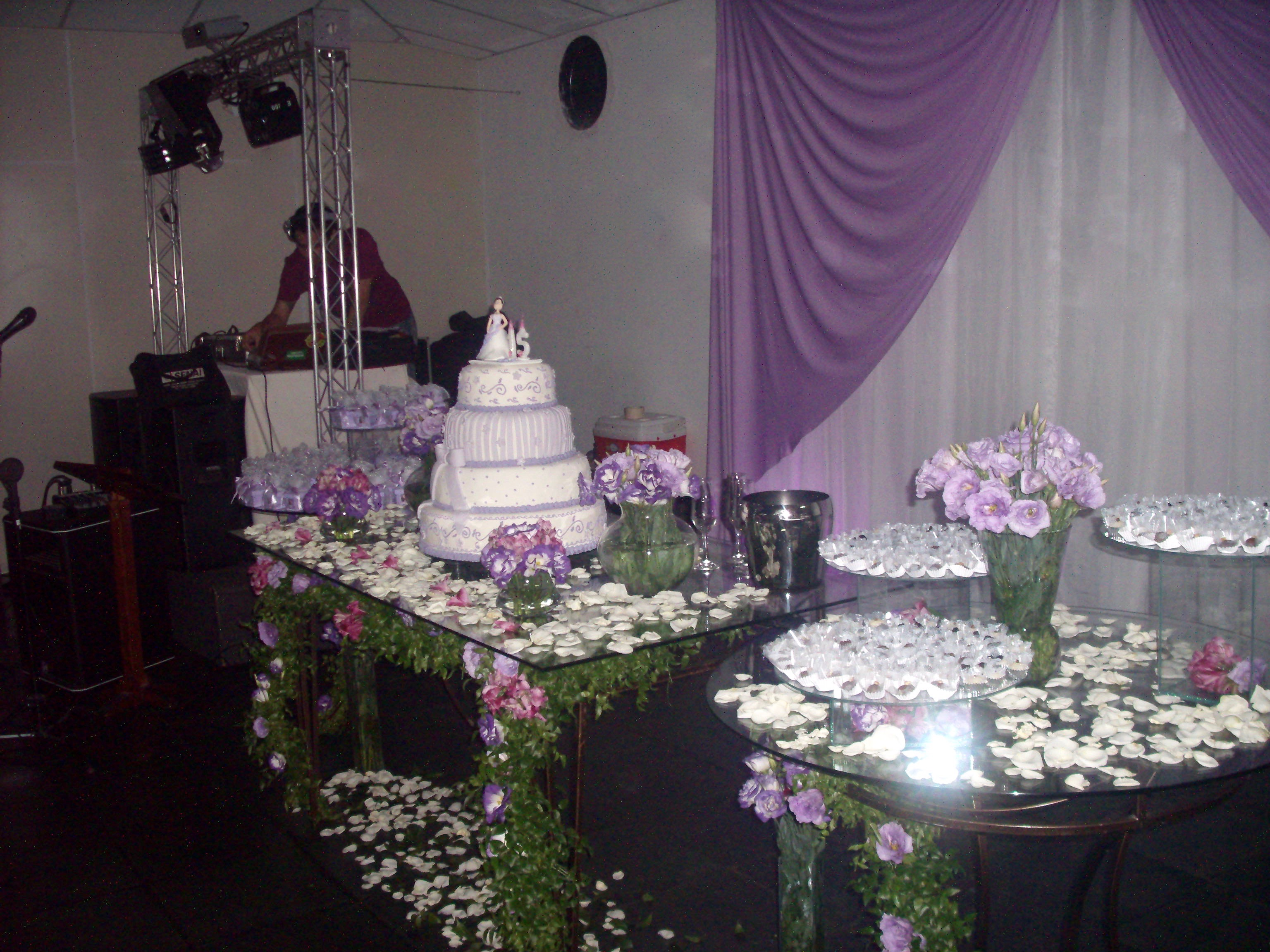 Evento Buffet Nono Soares