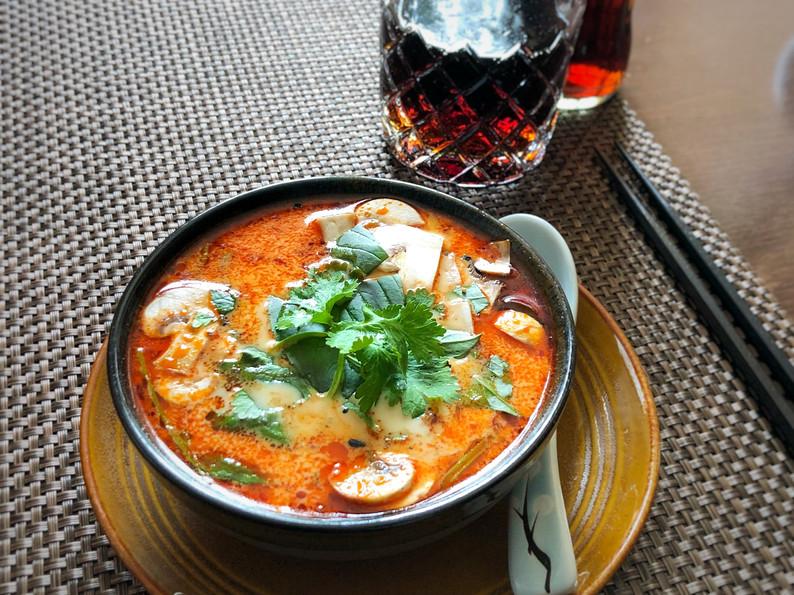 4 | Tom Kha Gai Suppe
