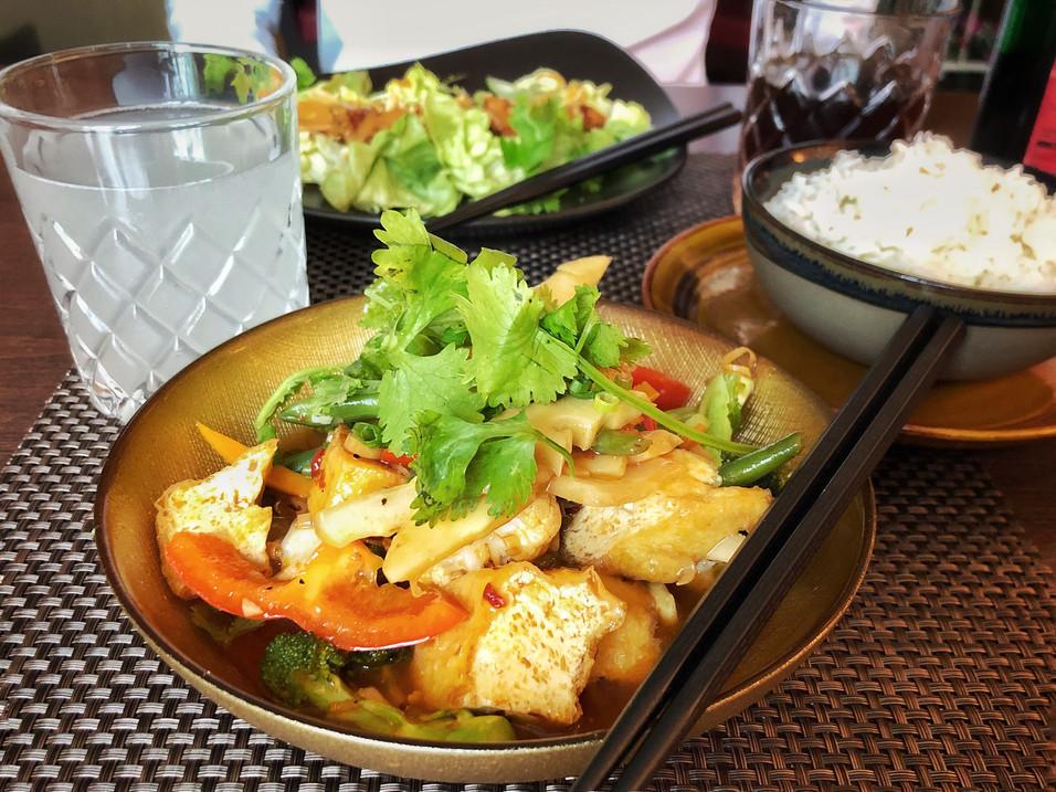 60 | Tofu Pikant
