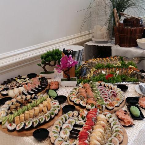 sushi golden palace deska sushi