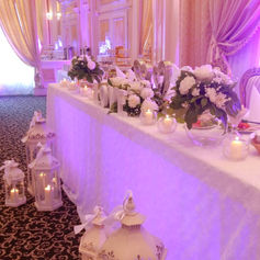 jaktorów sala weselna golden palace świece