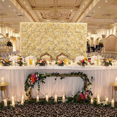 fotograf golden palace kwiaty