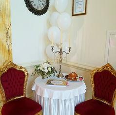przyjęcia weselne golden palace zegar