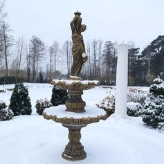 komunia święta golden palace rzeźba