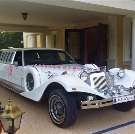 dom weselny golden palace samochód