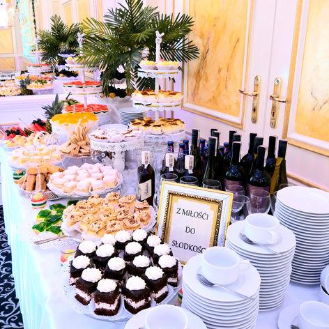 potrawy wielkanocne golden palace ciasto