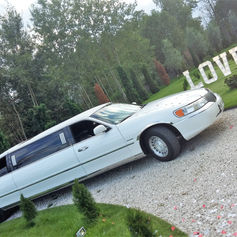 wesele warszawa golden palace samochód
