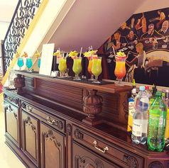 bar golden palace drinki