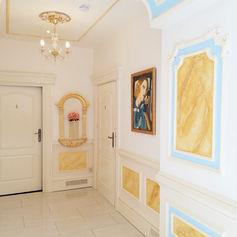luksusowy foyer