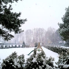 sala bankietowa zima