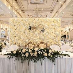 sala na wesele golden palace obrączki ślubne