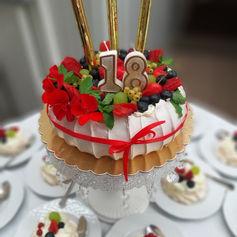 beza golden palace tort