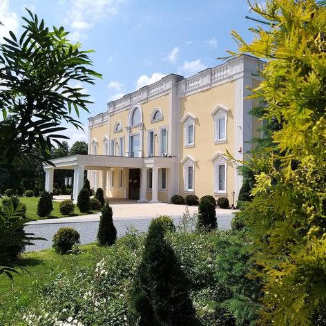 poprawiny golden palace obraz