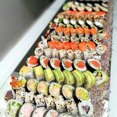 tort bezowy golden palace sushi