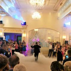 sala weselna golden palace pierwszy taniec