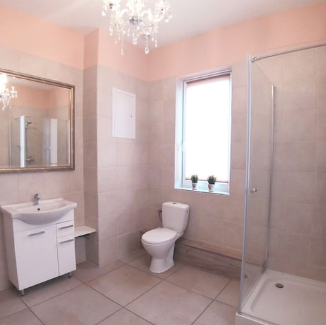 piękna łazienka w golden palace