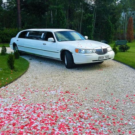obiad weselny golden palace samochód