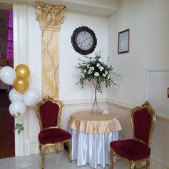 wesele z klasą golden palace balony