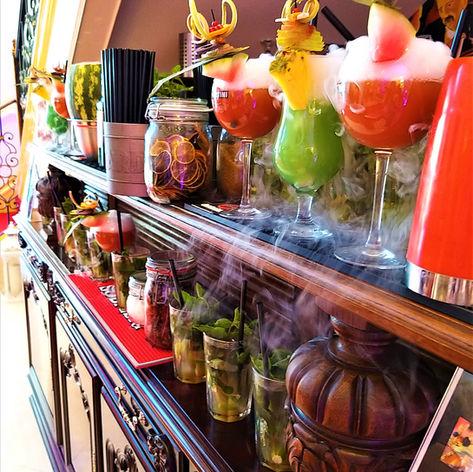 drink bar golden palace sala weselna