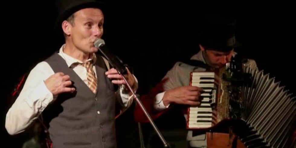 Concert cabaret festif