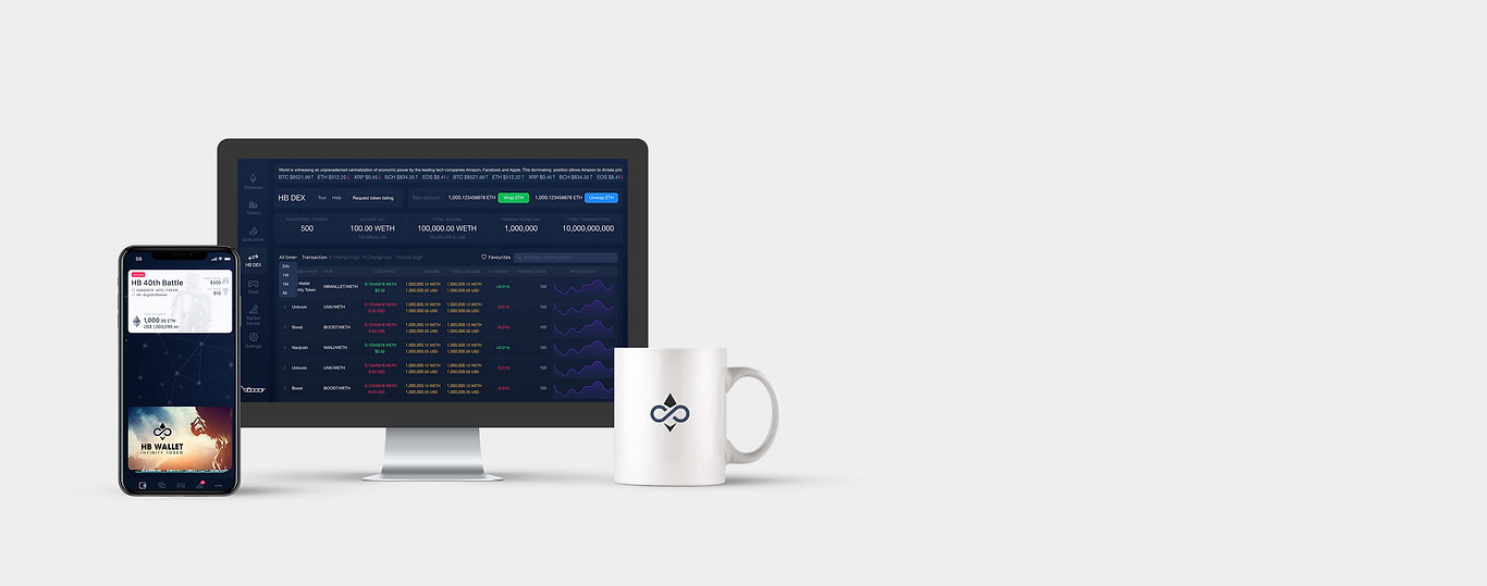 Trade erc20 with ethereum wallet