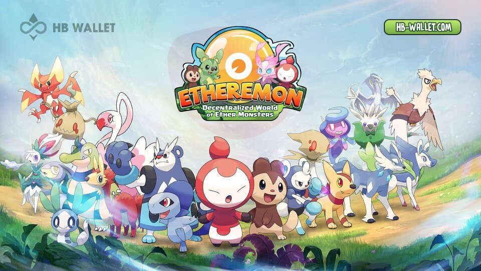ETHEREMON ON HB WALLET