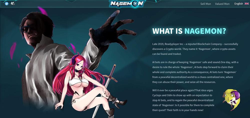 Nagemon