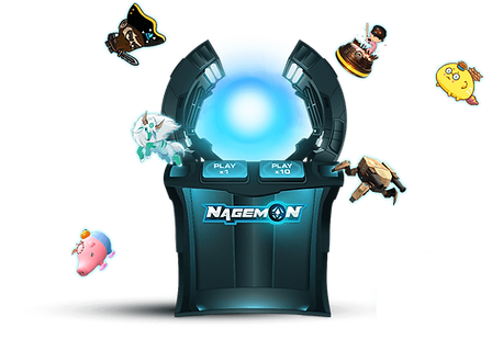 Nagemon Machine