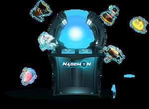 Nagemon Machine