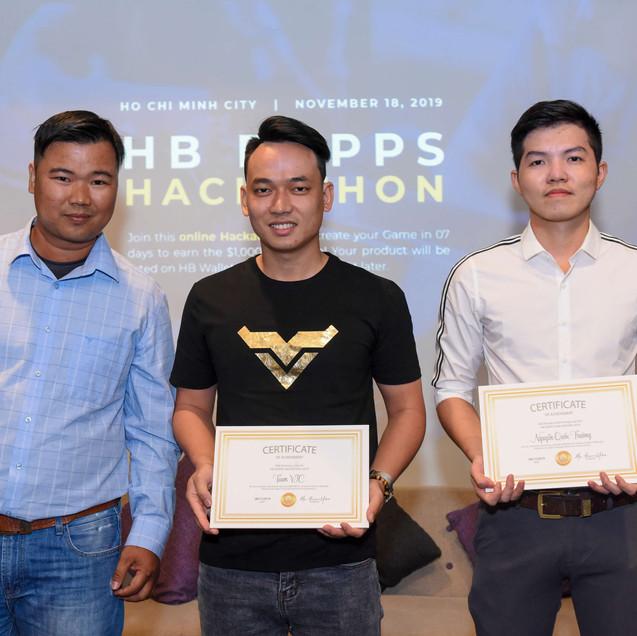 HB Dapps Hackathon 2019