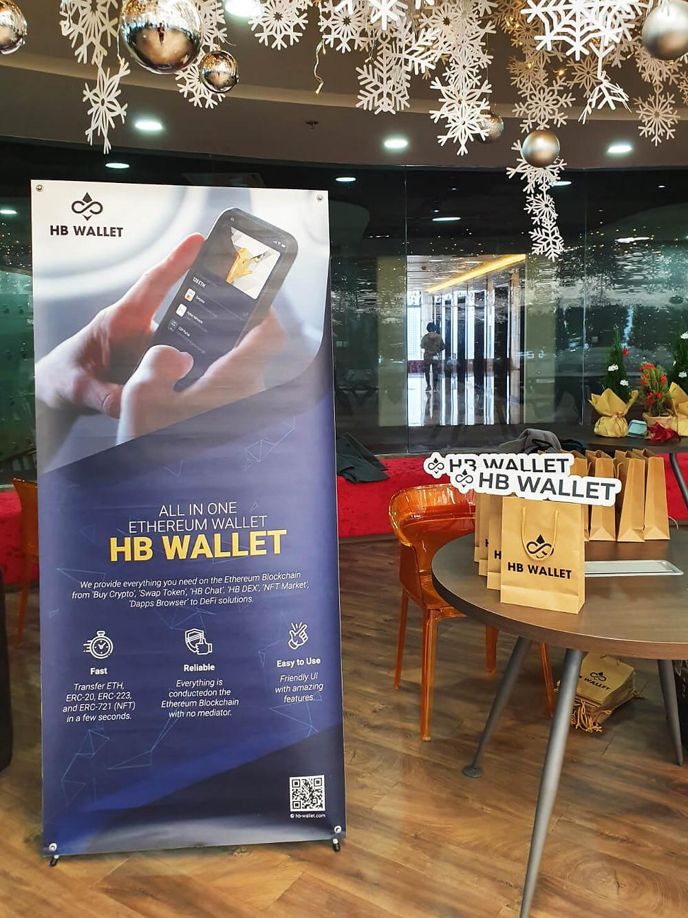 HB Wallet Banner