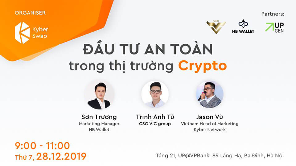 Secure your investment in the Crypto Market