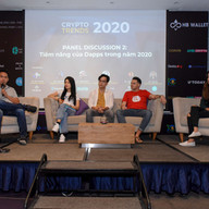 Panel Discussion 1: Dapp's Prospects in 2020