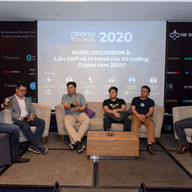 Panel Discussion 2: Will DeFi be the trend of next year?