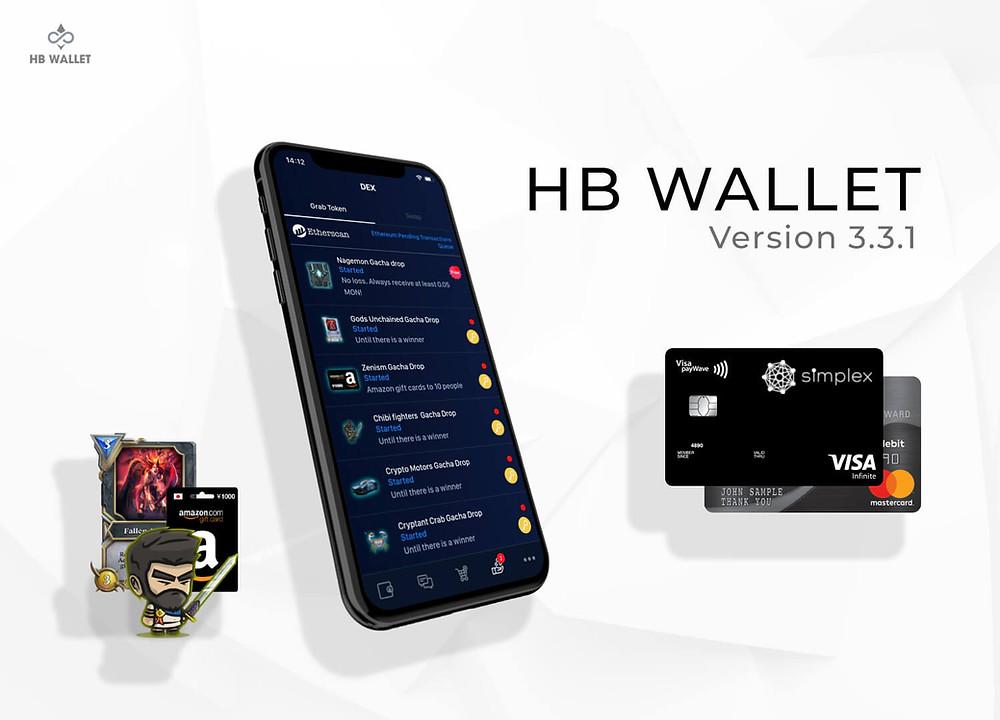 HB Wallet 3.3.1