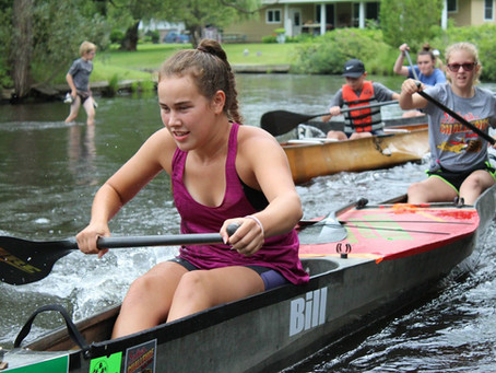 Ally Doederlein's - My Passion for Canoe Racing