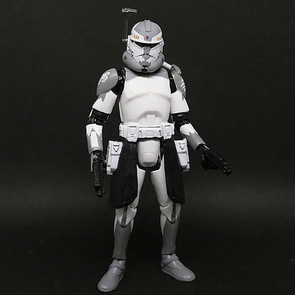 """VC168 vintage collection CLONE COMMANDER WOLFFE the clone wars 3.75"""""""