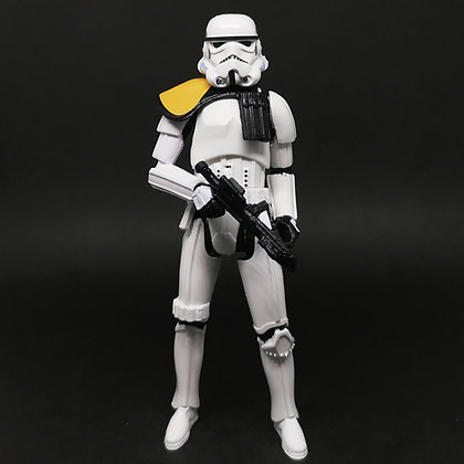 """Solo A Star Wars Story STORMTROOPER SQUAD LEADER mimban 3.75"""" Force Link 2.0 ("""