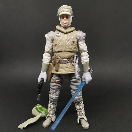 """VC95 vintage collection HOTH LUKE SKYWALKER Return of the Jedi 3.75""""(photo real)"""