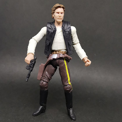 """VC62 vintage collection ENDOR HAN SOLO rotj 3.75""""(photo real)"""