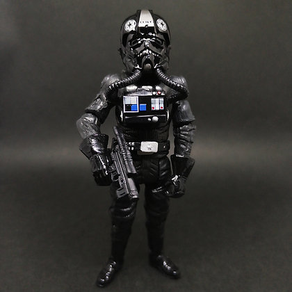 VC65 vintage collection TIE FIGHTER PILOT Return of the Jedi 3.75""