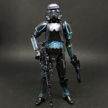 """VC194 Vintage Collection SHADOW STORMTROOPER 3.75"""" Force Unleashed"""